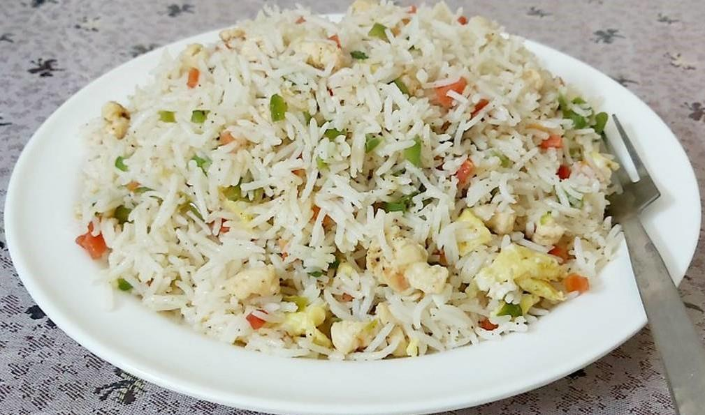 Chicken-Fried Rice