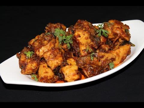 Crispy Spicy Chicken(Kodivepudu)