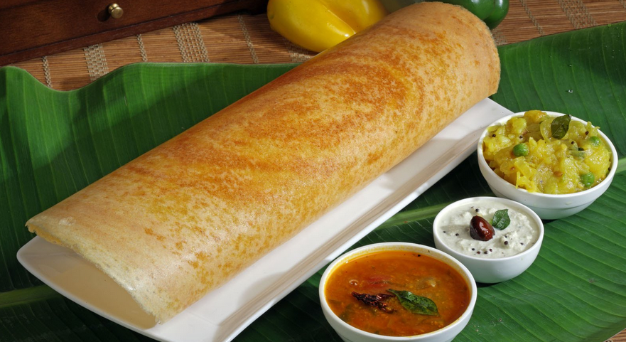 Supreme dosa special(egg with any stuffing)