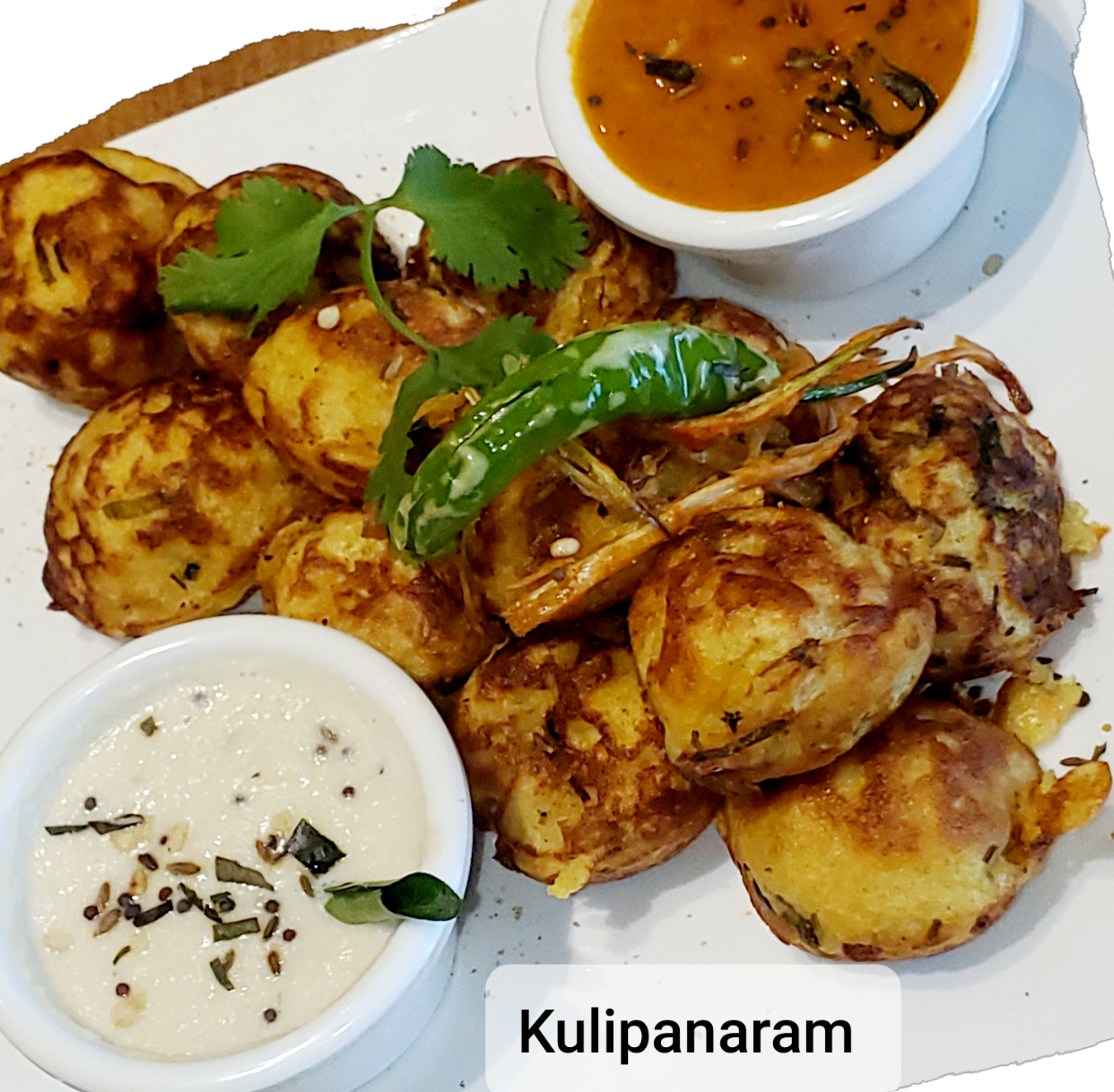 Kuli Paniyaram - 9 to 12pc