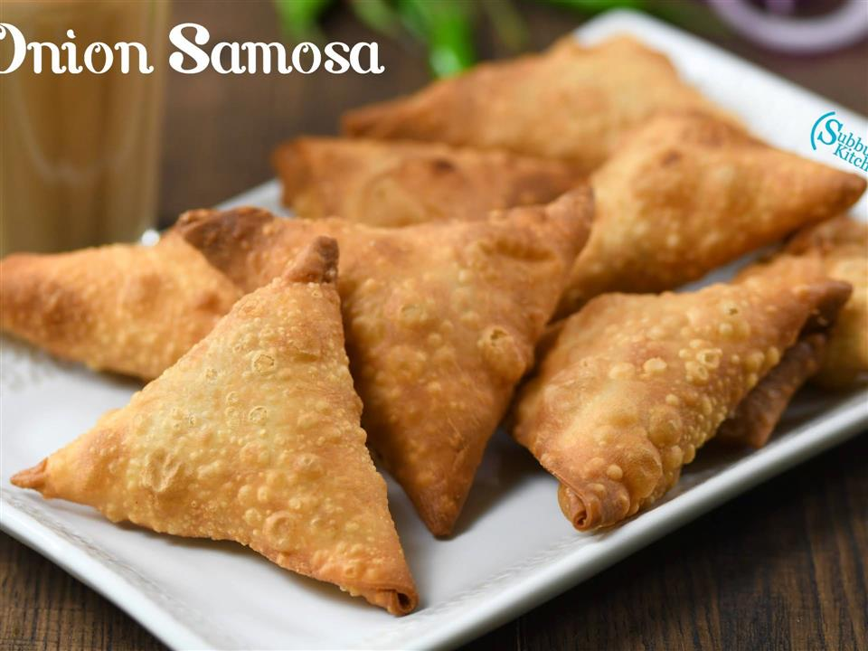 SI Foods Onion Samosas