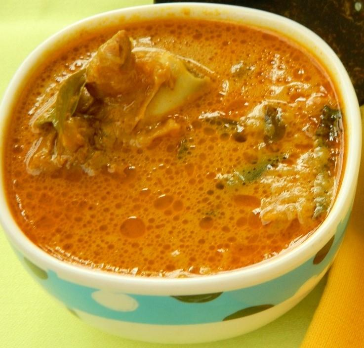 Kerela Coconut Curry (Mutton)