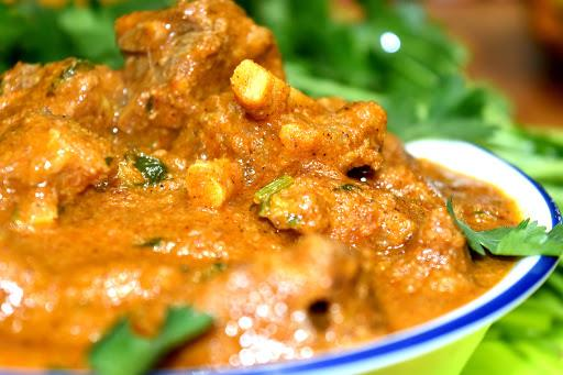 Chettinad korma (Mutton)