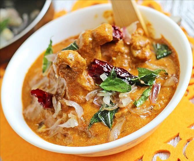 Kerala Coconut Curry (Chicken)