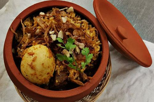 Supreme Amber Biryani (Mutton)