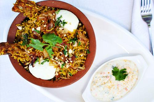 Supreme Ambur Biryani (Chicken)